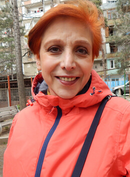 Irina Baramidze